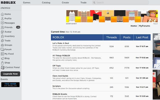 Unofficial RBXCity Forum Integration