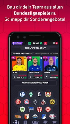 kicker Matchday – Bundesliga Live Manager screenshots 1