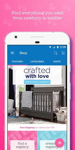 buybuy BABY: Baby Essentials + Registry screenshots 1