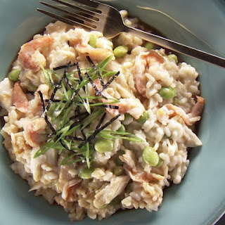 Japanese Seafood Risotto