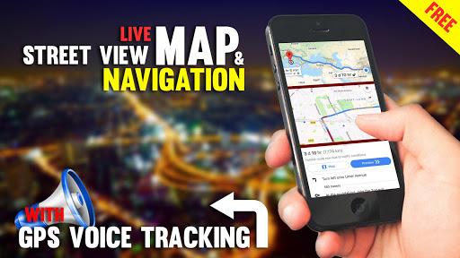 Street View Live Maps, GPS Navigation Directions 1.3.1 screenshots 9