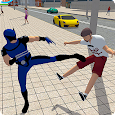 Amazing Superhero: fatal fight icon