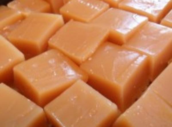 Rum-caramel Chocolates Recipe