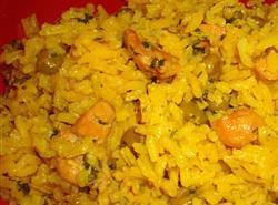 Gandule Rice Recipe