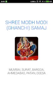 MODH MODI (GHANCHI) SAMAJ screenshot 0