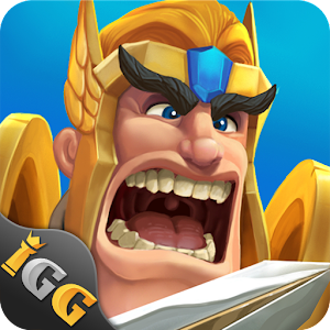 Lords Mobile: Battle of the Empires - Strategy RPG 1.95 APK+DATA MOD