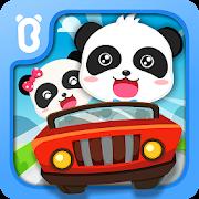 سباق سيارات الباندا