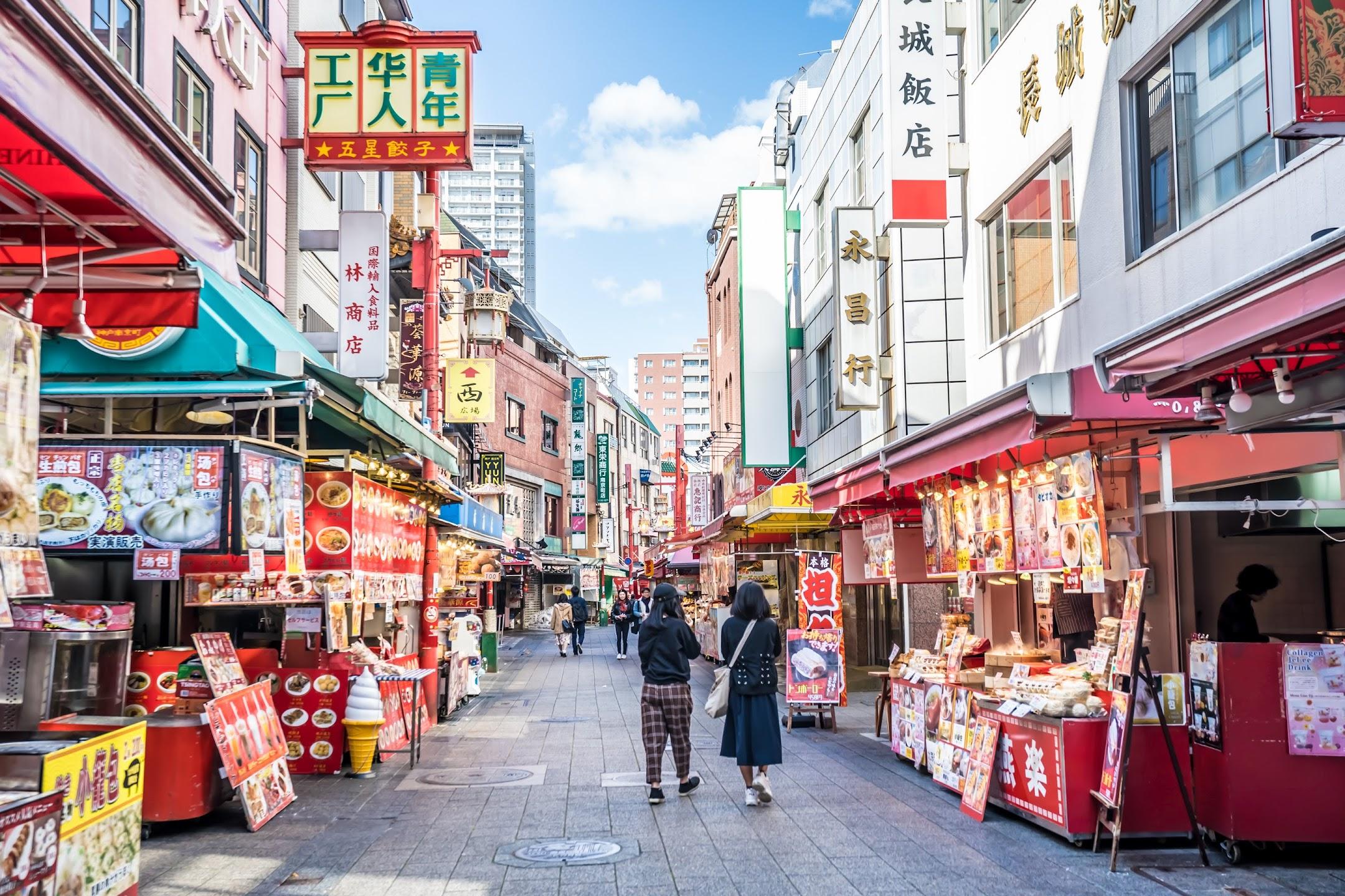 Kobe Nankinmachi Chinatown2
