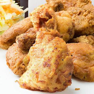 The Best Fried Chicken ( KFC Copycat).