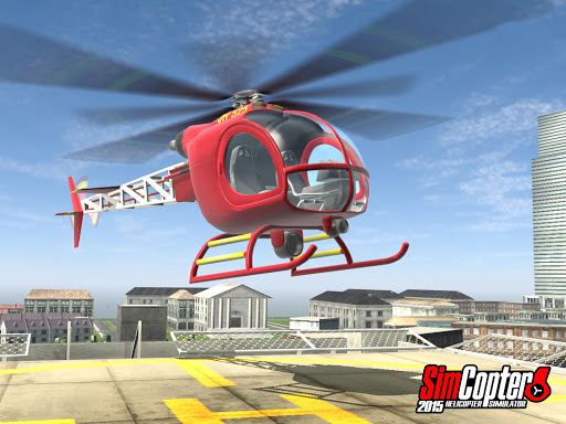 Helicopter Simulator SimCopter 2015 Free  screenshots 9