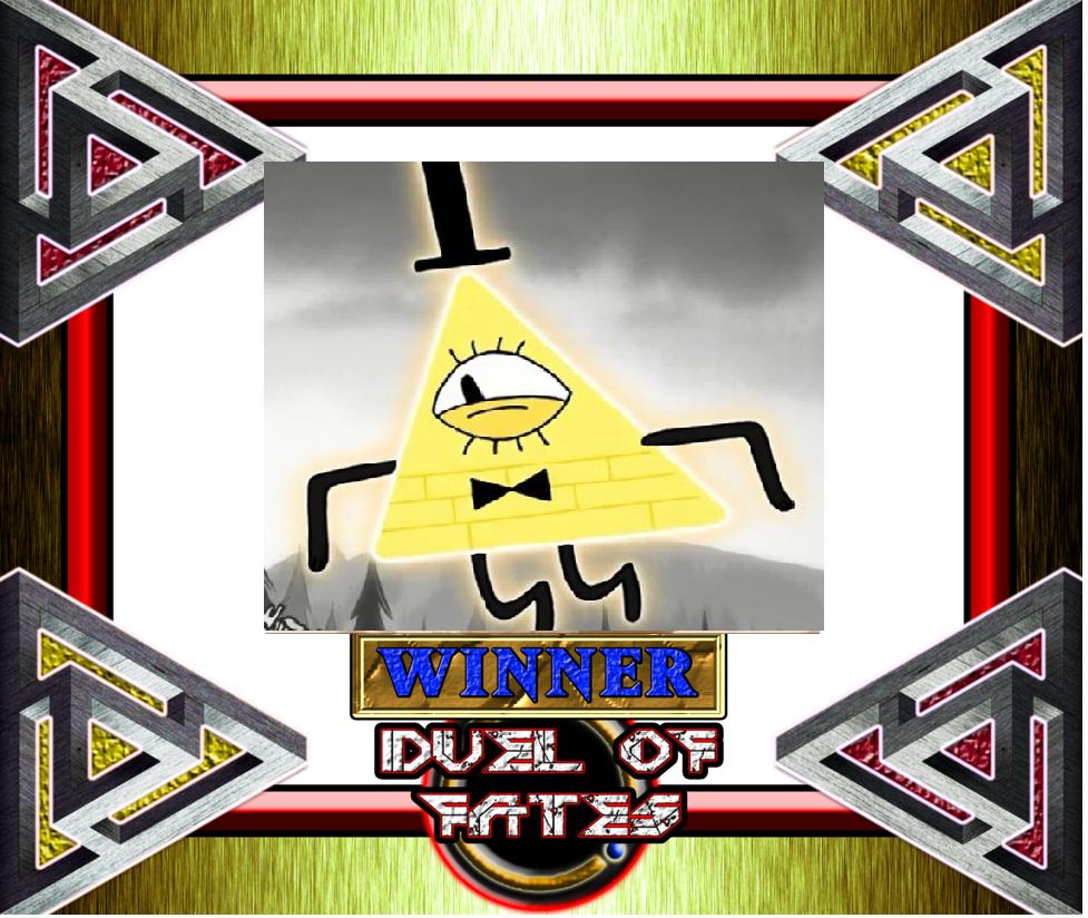 duel of fates bill cipher vs asriel fight by shadow dj on