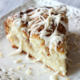 Greek Yogurt Coffee Cake.