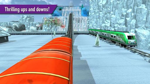 Train Simulator 2020: free train games apkpoly screenshots 15