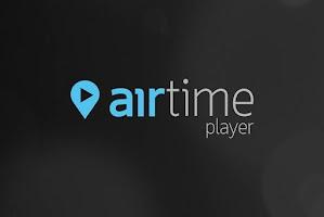 Screenshot of Airtime Player