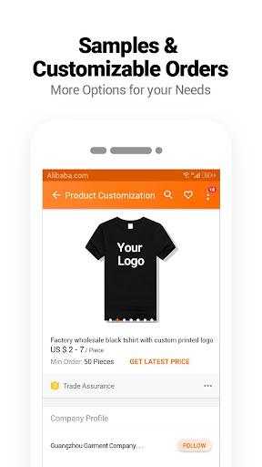 Alibaba.com - Leading online B2B Trade Marketplace 6.17.0 screenshots 2