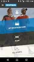 Screenshot of Decathlon