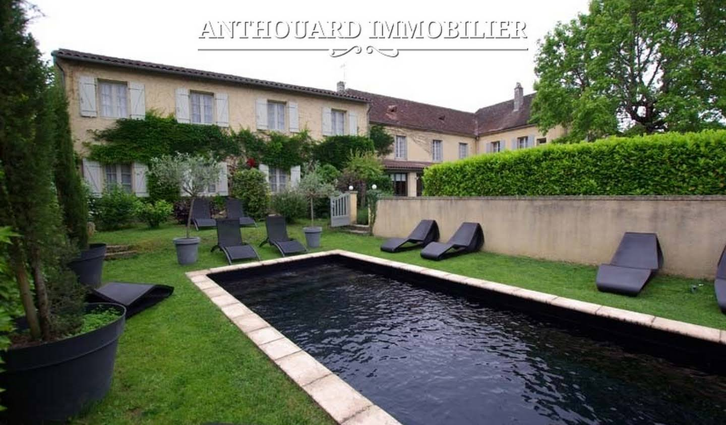House with pool and terrace Sarlat-la-Canéda