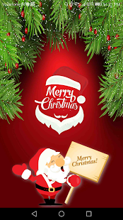 Christmas Photo Frame, Effect Editor with Dp Maker - náhled