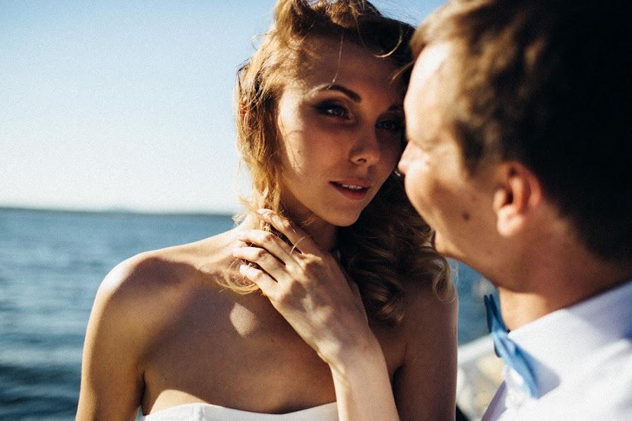 Wedding photographer Vasiliy Tikhomirov (BoraBora). Photo of 18.10.2016