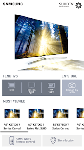 SAMSUNG TV & Remote (IR)- screenshot thumbnail