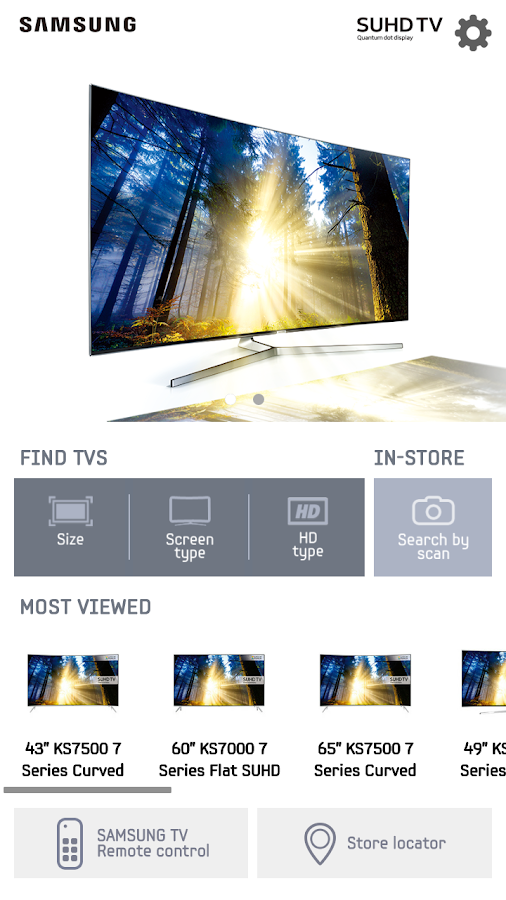 SAMSUNG TV & Remote (IR)- screenshot