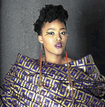 SA Music Awards nominee Msaki is to sing at Velvet Jazz Lounge
