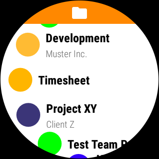Timesheet - Time Tracker- screenshot