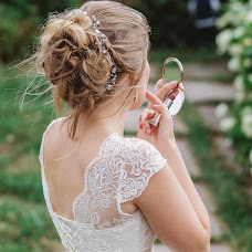Wedding photographer Viktoriya Lyubarec (8lavs). Photo of 09.07.2018