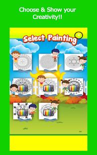 Mandala Coloring Book: Adult Stress Free Game for PC-Windows 7,8,10 and Mac apk screenshot 8