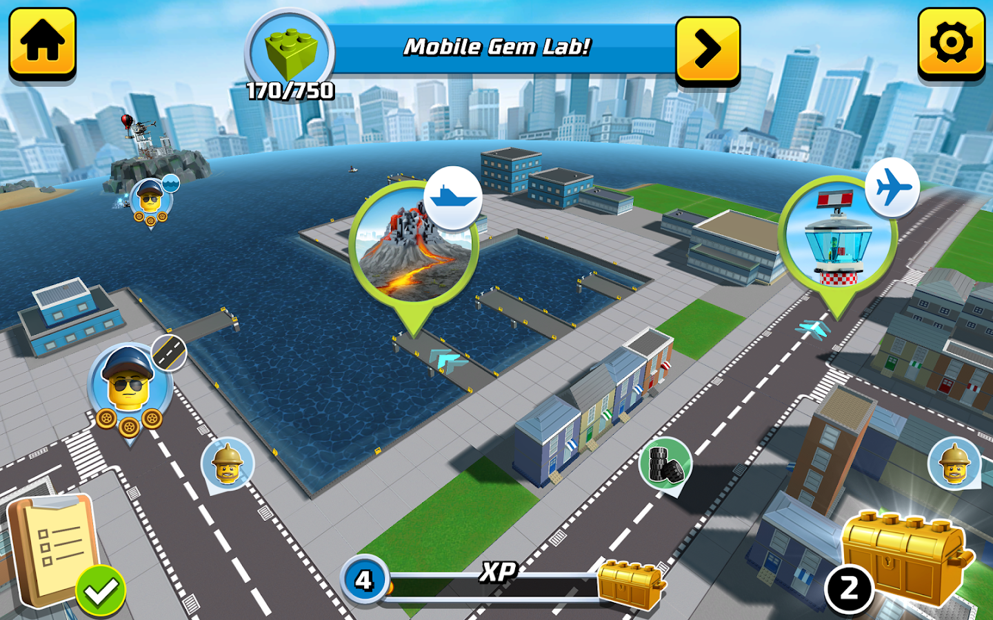 lego city my city 2 android apps on google play. Black Bedroom Furniture Sets. Home Design Ideas