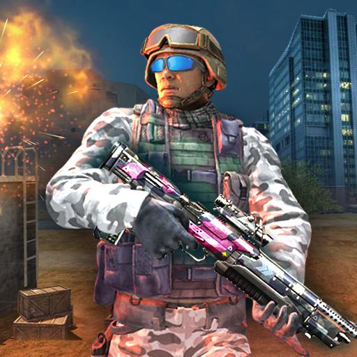 Counter Terrorist - FPS Shooting Icon