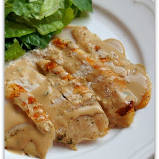 3-Ingredient Slow Cooker Turkey Breast and Gravy.