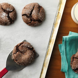 Cake Mix Chocolate Cookies Recipe