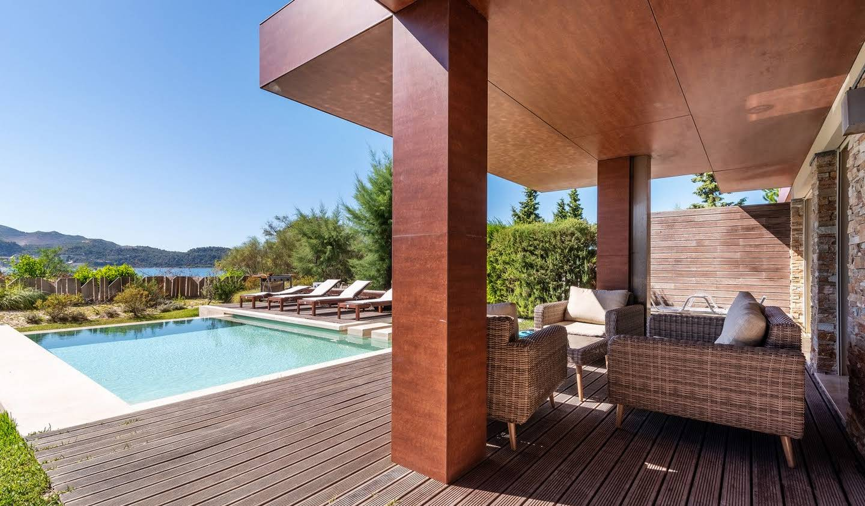Seaside apartment with pool Península de Troia