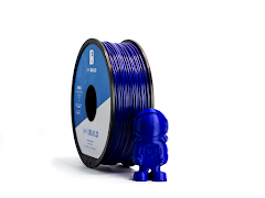 Blue MH Build Series PETG Filament - 2.85mm (1kg)