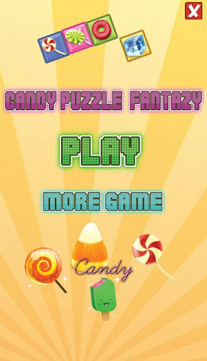 Candy Puzzle Fantasy Game