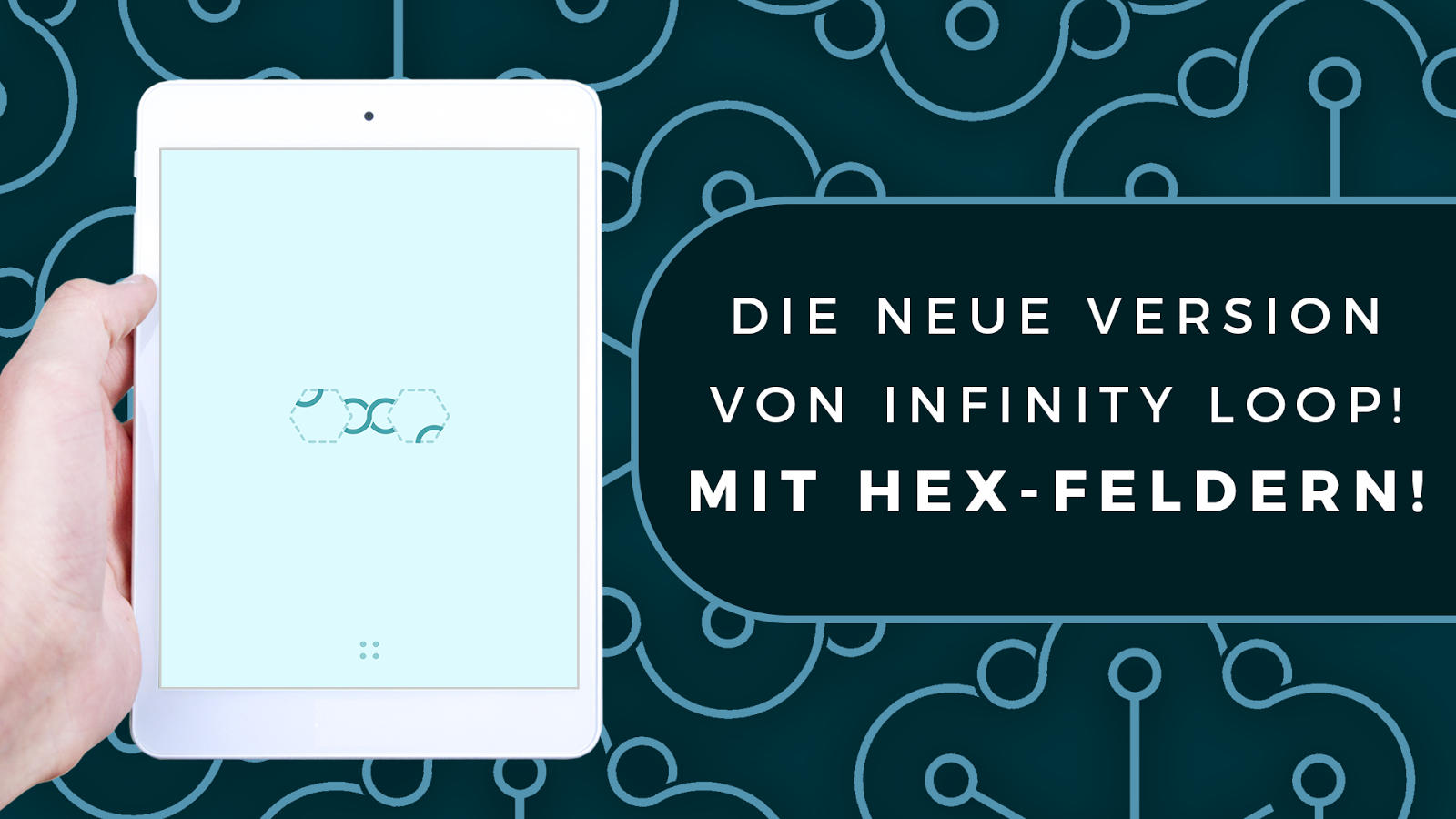 ∞ Infinity Loop: HEX – Screenshot