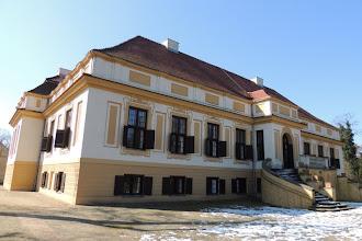 Photo: Schloss Caputh (Rückansicht)
