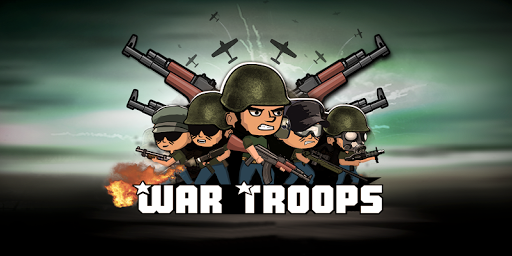 War Troops: Military Strategy Game for Free  screenshots 7