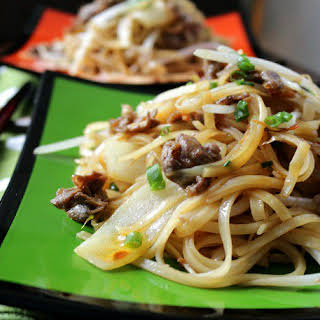 Healthy Beef And Noodle Recipes.