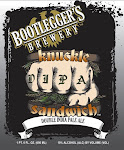 Bootleggers Knuckle Sandwich Double IPA