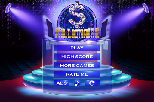 Millionaire Quiz 2018 - Trivia Game Free 2.3 screenshots 1