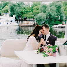 Wedding photographer Liliya Barinova (barinova). Photo of 16.08.2018
