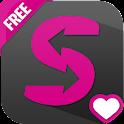 Casual Swipe Dates Hookup App icon