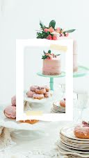 Springtime Desserts - Photo Collage item
