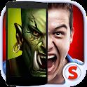 Face scanner: Orcs vs Men icon