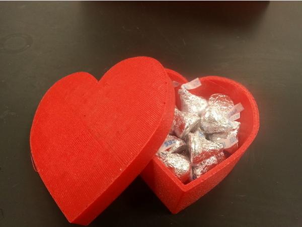 3D Print Soften 3D модель - Шкатулка со сладостями