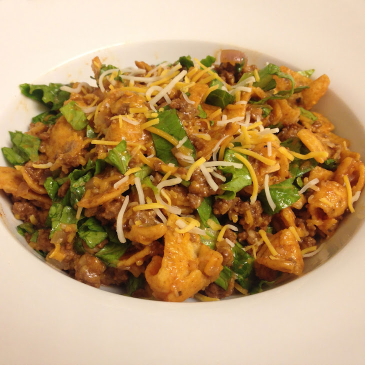 Fritos Corn Chip Salad – The Better Taco Salad