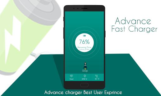 Advance Fast Charger screenshot