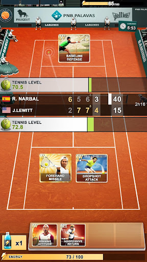 TOP SEED Tennis: Sports Management & Strategy Game 2.34.7 screenshots 7